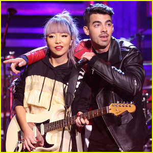 Joe Jonas & DNCE Played Somewhere You Totally Wouldn't Expect