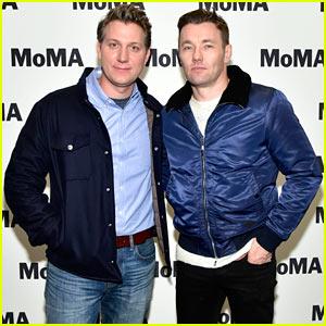 Joel Edgerton Attends 'Loving' Q&A at MoMA's 'Contenders' Screening