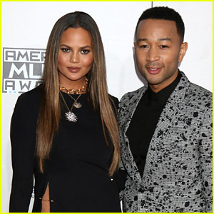 John Legend Sends Epic Happy Birthday Message to Chrissy Teigen!