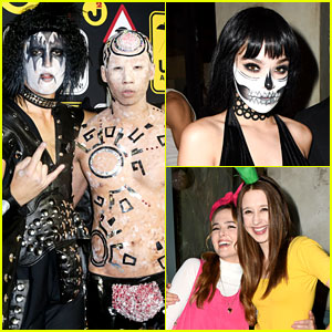 Just Jared Halloween Party 2016 - RECAP!