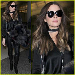 Kate Beckinsale Jokes About Ex-Husband Michael Sheen's Manhood