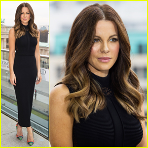 Kate Beckinsale Kicks Off 'Underworld: Blood Wars' Press In Berlin - Watch New Featurette!