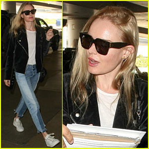 Kate Bosworth Says She's Too Shy to Take a Belfie!