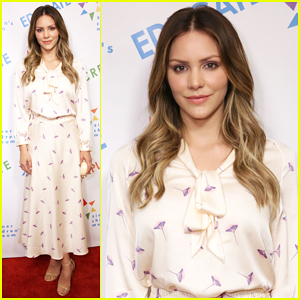 Katharine McPhee Is So Excited To Be An Auntie!