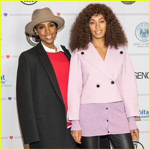 Kelly Rowland & Solange Knowles Team Up To Raise Funds for Louisiana Flood Recovery