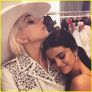 AMAs 2016: Lady Gaga Shares Sweet Message for Selena Gomez