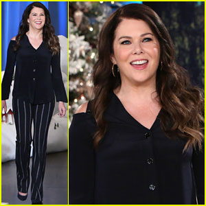 VIDEO: Lauren Graham Names Four Nicknames for Her Lady Parts