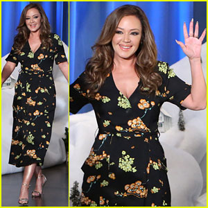 VIDEO: Leah Remini Reveals Why She's Fighting Back Against Scientology