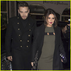 PHOTOS: Cheryl Cole Shows Off Baby Bump While Out With Liam Payne