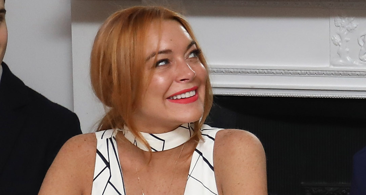 Lindsay Lohan Launches Clothing Line For Charity | Lindsay Lohan ... Lindsay Lohan