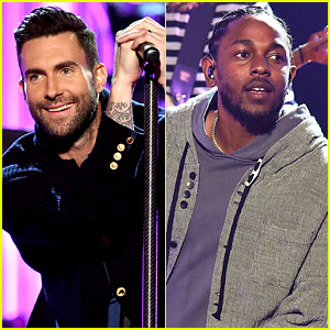 VIDEO: Maroon 5 Performs 'Don't Wanna Know' with Kendrick Lamar at AMAs 2016!