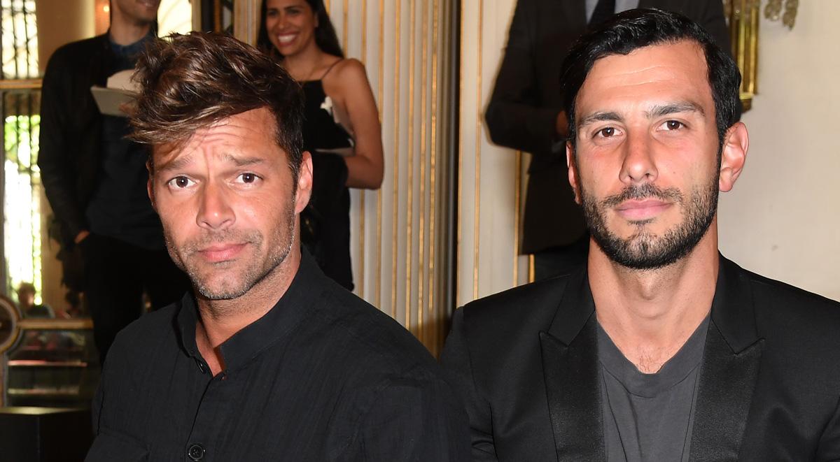 Ricky Martin Is Engaged to Partner Jwan Yosef! | Engaged ...