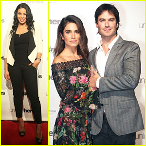 Nikki Reed Hosts Unlikely Heroes Charity Gala