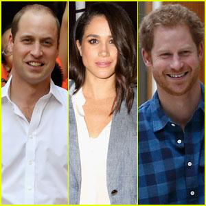 Prince William Has Met Harry's New Girlfriend Meghan Markle