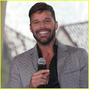 Ricky Martin Steps Out After Getting Engaged to Jwan Yosef