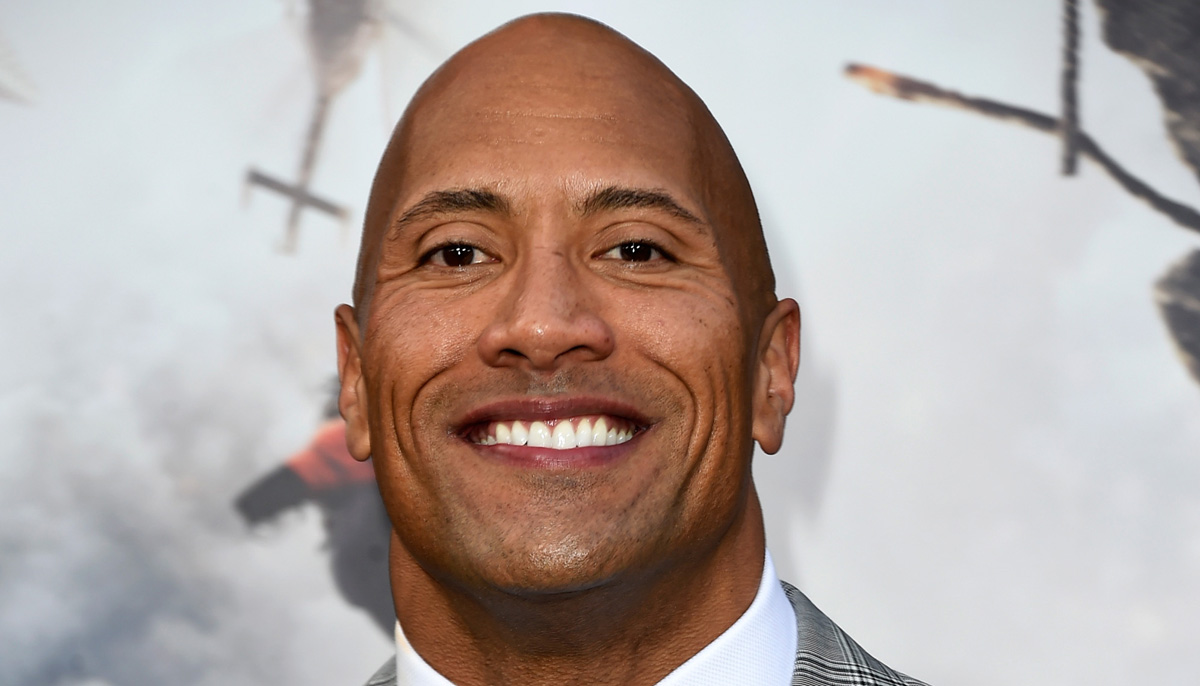 Dwayne 'The Rock' Johnson is People's Sexiest Man Alive 2016!