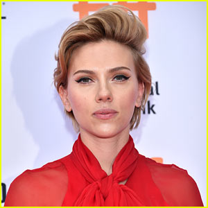 Scarlett Johansson News, Photos, and Videos | Just Jared