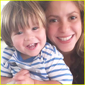 Shakira Reveals Son Sasha Was Ill & Doing Much Better Now