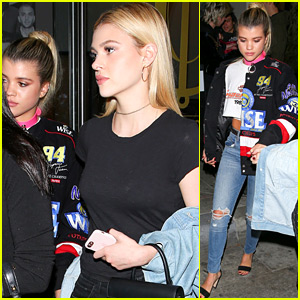 Sofia Richie & Nicola Peltz Can't Leave Each Other's Side!
