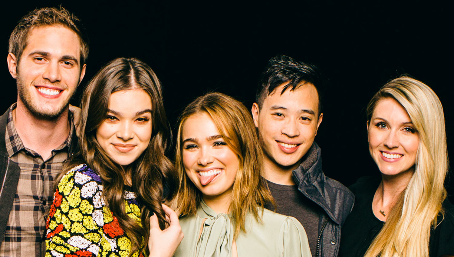 Hailee Steinfeld Opens Up About Perfecting Her Edge Of