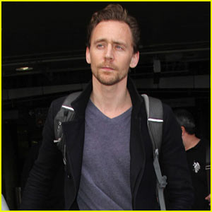 Tom Hiddleston Spotted Out with Mystery Blonde After He & Taylor Swift Are Reportedly on 'Good Terms'
