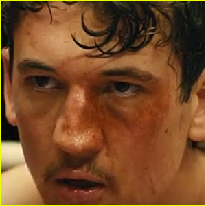 VIDEO: Miles Teller Gets Ready for the Ring in 'Bleed for This' Clip - Watch!