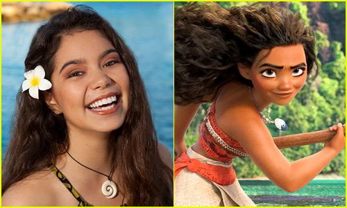 Who Plays Moana? Meet Auli'i Cravalho with These Fast Facts!
