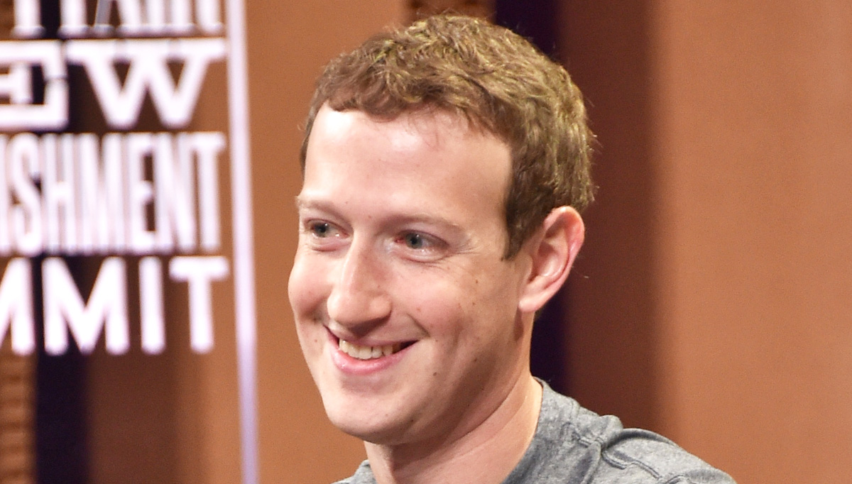 Mark Zuckerberg Responds to Allegations Facebook Swayed Presidential Election | 2016 Election, 2016 Presidential Election, Mark Zuckerberg : Just Jared