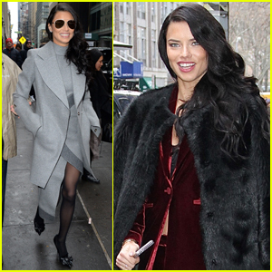 Adriana Lima Thinks Her Daughters Might Be Victoria's Secret Models One Day!