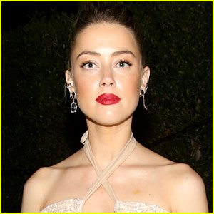 Amber Heard Pens Powerful Letter About Domestic Violence