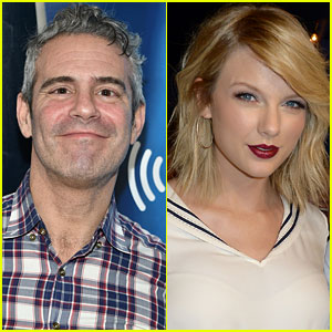 Andy Cohen Won't Avoid Taylor Swift After Their Awkward Encounter!