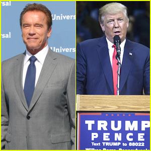 Arnold Schwarzenegger Says He May Hire Donald Trump as Guest Advisor on 'Celebrity Apprentice'