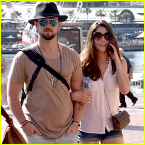 Ashley Greene Celebrates Christmas in Australia with Paul Khoury!
