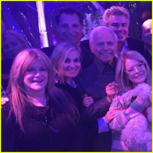 Maureen McCormick & 'Brady Bunch' Cast Reunite at Florence Henderson Memorial Service