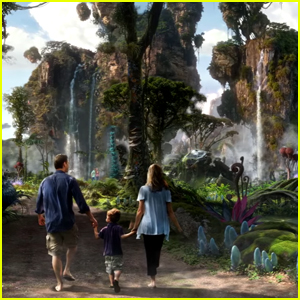 Disney World Shares Behind-the-Scenes Look at New 'Avatar' Park