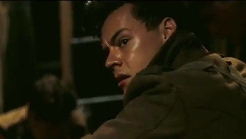 'Dunkirk' Trailer Released, Harry Styles Makes Big Screen ...