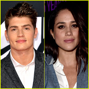 Gregg Sulkin Gushes Over 'Anti-Social' Co-Star Meghan Markle