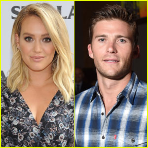 Hilary Duff & Scott Eastwood Reportedly Get Flirty