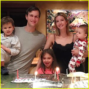 Ivanka Trump Shares Her Family's Sweet Holiday Photo!