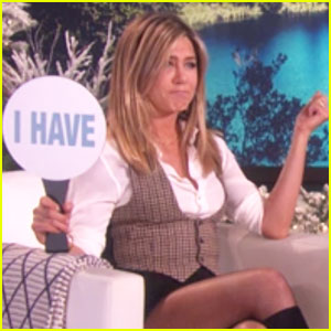 VIDEO: Jennifer Aniston Is a Member of Mile High Club!