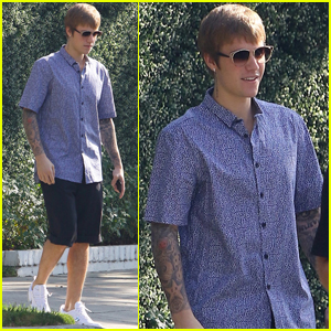 Justin Bieber Is Tired of the Paparazzi's 'Stupid' Questions