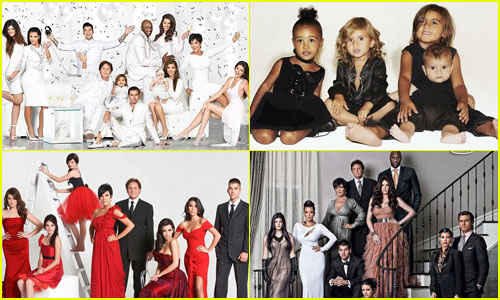 Will There Be a Kardashian Family Christmas Card This Year? | 2016 ...