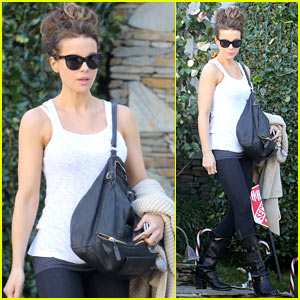 VIDEO: Kate Beckinsale Shares Behind-the-Scenes Look from Her 'Shape' Magazine Cover