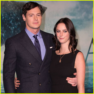 Kaya Scodelario & Benjamin Walker Welcome Baby Boy!