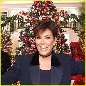 VIDEO: Kris Jenner Gives a Tour of 'Kandyland' - Check Out Her Christmas Decorations!
