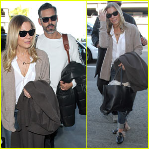LeAnn Rimes & Eddie Cibrian Jet Off to Colorado