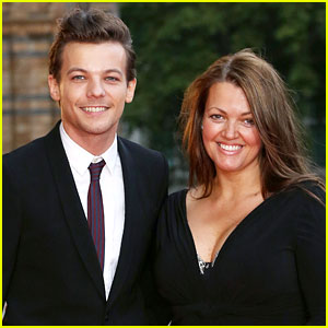 Louis Tomlinson's Stepdad Shares Heartfelt Message From Late Mother