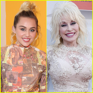 Miley Cyrus Teams Up With Dolly Parton to Support Tennessee Fire Victims