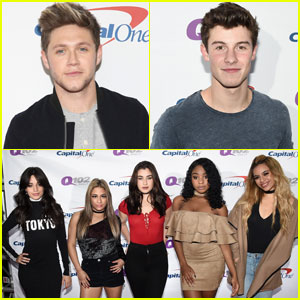 New Year's Rockin' Eve 2017 Will Feature Niall Horan, Shawn Mendes, & Fifth Harmony Performances!