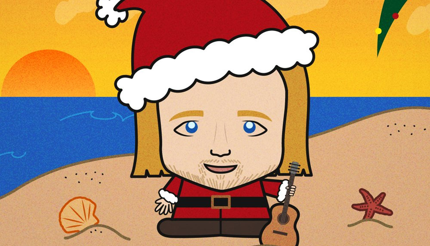 Chord Overstreet: \'All I Want for Christmas Is a Real Good Tan ...